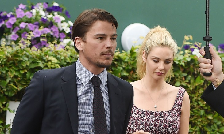 Cupid's Pulse Article: Celebrity Baby News: Josh Hartnett & GF Tamsin Egerton Welcome First Child