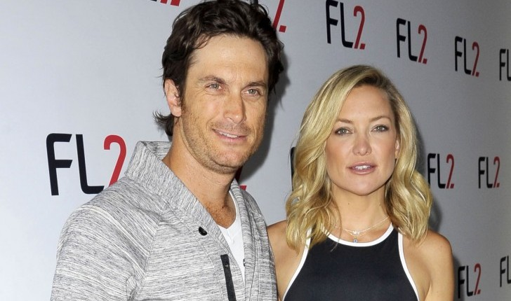 15 Celebrities Who Are Surprisingly Related: Oliver and Kate Hudson