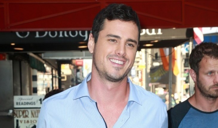 Cupid's Pulse Article: Celebrity Couple News: Ben Higgins Reveals He Kissed New Girlfriend The First Time He Saw Her