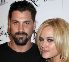 Celebrity Couple Maksim Chmerkovskiy & Peta Murgatroyd Are Engaged!