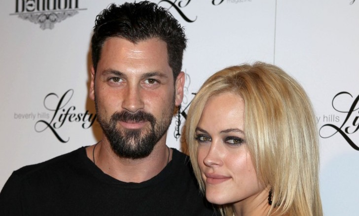 Cupid's Pulse Article: Celebrity News: Is 'DWTS' Star Maksim Chmerkovskiy Jealous of Fiancée Peta's Partner?