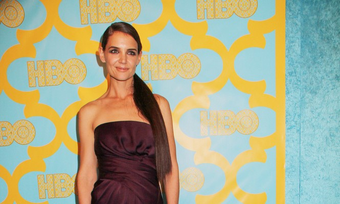 Cupid's Pulse Article: Celebrity News: Katie Holmes Says She Has No Regrets