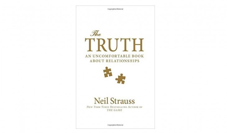 Author Neil Strauss shares expert relationship and love advice in our exclusive interview about his new book, 'The Truth.'