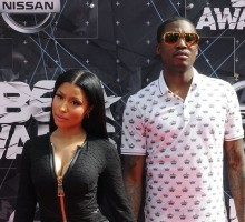 Celebrity Couple: Nicki Minaj & Meek Mill Spark Engagement Rumors Again