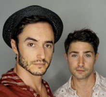 Celebrity Baby: Matt Dallas and Husband Blue Hamilton Adopt Little Boy