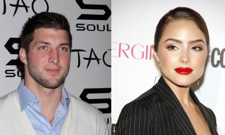Cupid's Pulse Article: Celebrity Couple Tim Tebow and Olivia Culpo Split Due to Virginity Vow