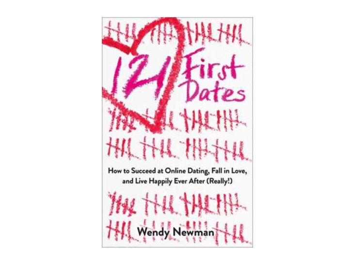 Cupid's Pulse Article: Author Wendy Newman Shares the Relationship and Love Advice She Learned After 121(!) First Dates