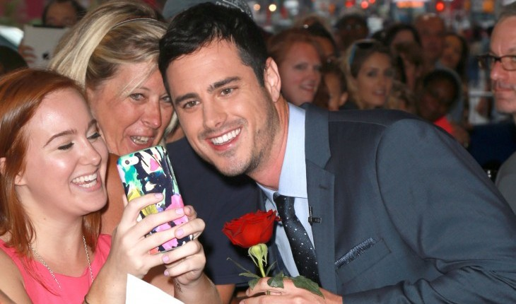 Cupid's Pulse Article: Celebrity News: 'The Bachelor' Season 20 Premieres with Ben Higgins Fending Off a Drunk Contestant