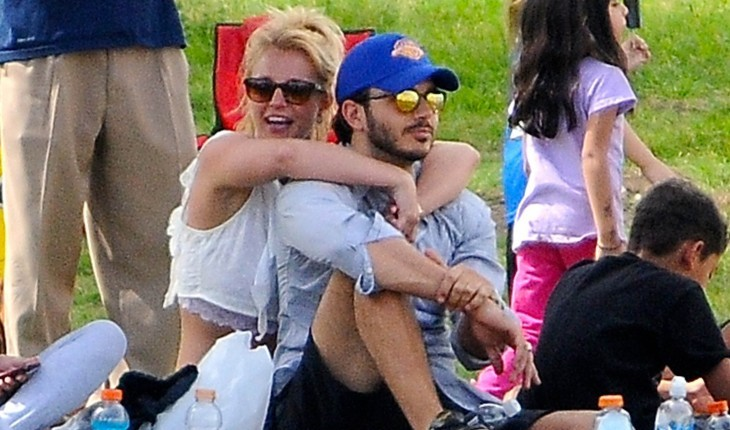 Extravagant Valentine's Day Gifts: Britney Spears and Charlie Ebersol