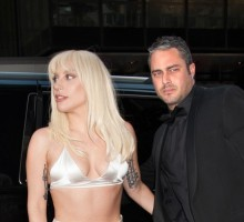 Celebrity News: Taylor Kinney Reacts to Fiance Lady Gaga's Golden Globes Win