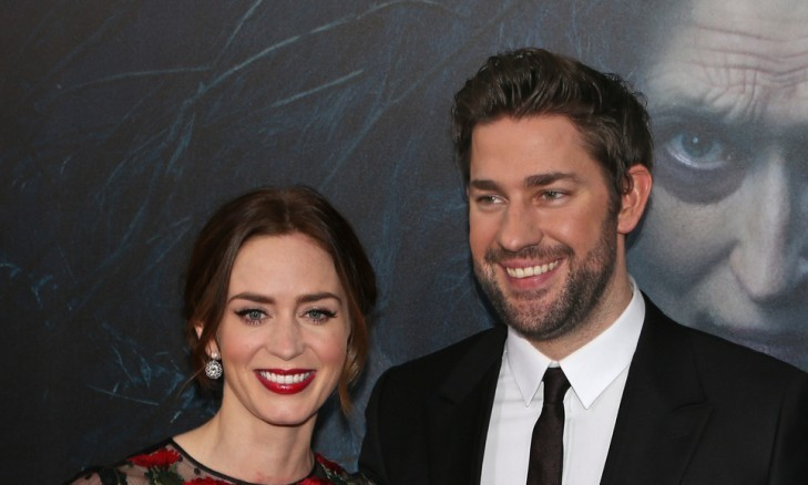 Cupid's Pulse Article: Celebrity News: John Krasinski Says Emily Blunt 'Hates' His New Muscles