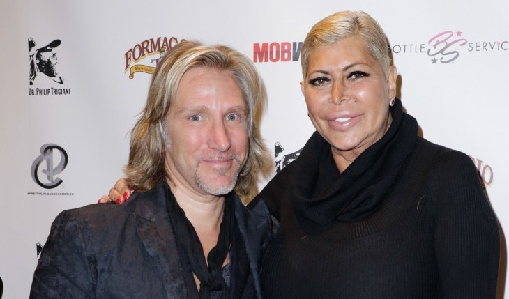 Cupid's Pulse Article: Celebrity News: 'Mob Wives' Star Big Ang Hosts Viewing Party