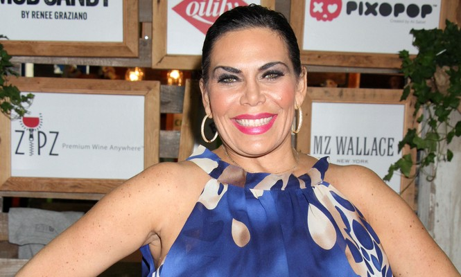 "Cupid's Pulse Article: Celebrity Interview: 'Mob Wives' Reality TV Star Renee Graziano Says She's ""Dating and Enjoying Being Spoiled Like a Princess"""