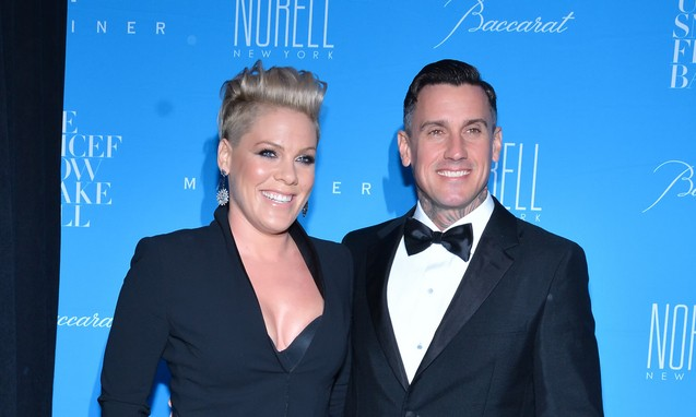 Cupid's Pulse Article: Celebrity News: Carey Hart Pays Tribute to Wife Pink at 13th Anniversary