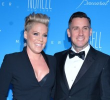 Celebrity News: Carey Hart Shares Sweet Family Photo on Anniversary with Pink