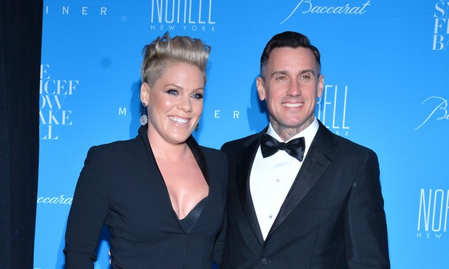 Cupid's Pulse Article: Celebrity News: Carey Hart Shares Sweet Family Photo on Anniversary with Pink
