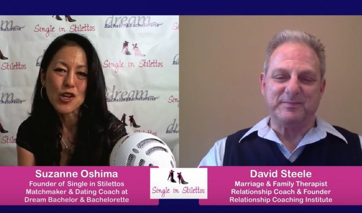 Relationship advice video: Dating experts share expert dating advice to encourage you to keep looking for your ideal relationship & love.