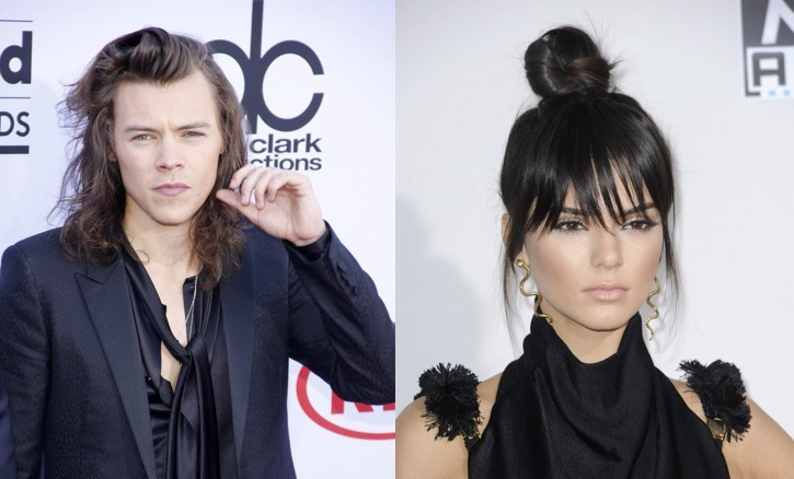 Cupid's Pulse Article: New Celebrity Couple: Kendall Jenner & Harry Styles Reunite at Party