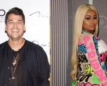 Celebrity Couple News: Rob Kardashian Resurfaces with Beard and Blac Chyna