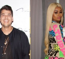 Soon-to-Be Celebrity Baby? Blac Chyna Jokes with Rob Kardashian About Having a Baby