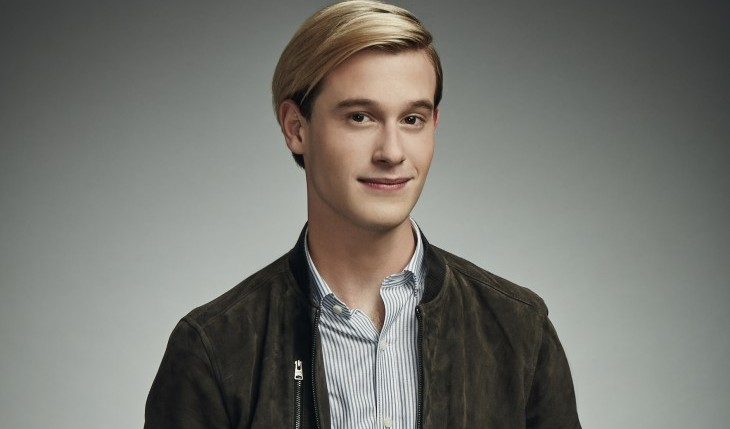Hollywood medium & reality TV star Tyler Henry shares relationship advice & his own near-death experience in this exclusive celebrity interview. Photo: Tommy Garcia/NBC