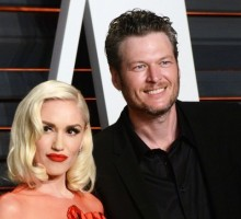Celebrity Couple Gwen Stefani & Blake Shelton Enjoy 'Honey Moon' After Birthday Celebration