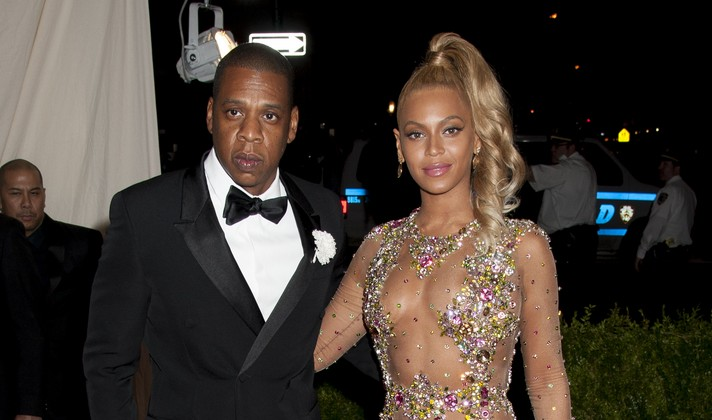 Cupid's Pulse Article: Celebrity Couple Jay-Z and Beyonce Dance to 'Formation' at Grammys Afterparty