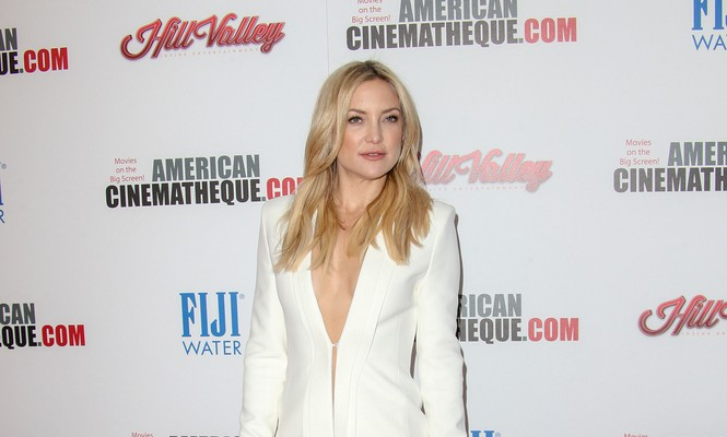 Cupid's Pulse Article: Celebrity News: Kate Hudson Makes Red Carpet Debut with Boyfriend Danny Fujikawa