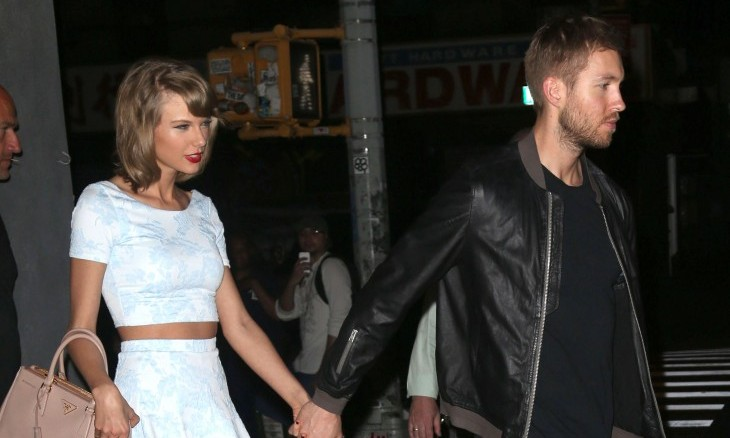Cupid's Pulse Article: Celebrity News: Calvin Harris Responds to Fans About Taylor Swift Split