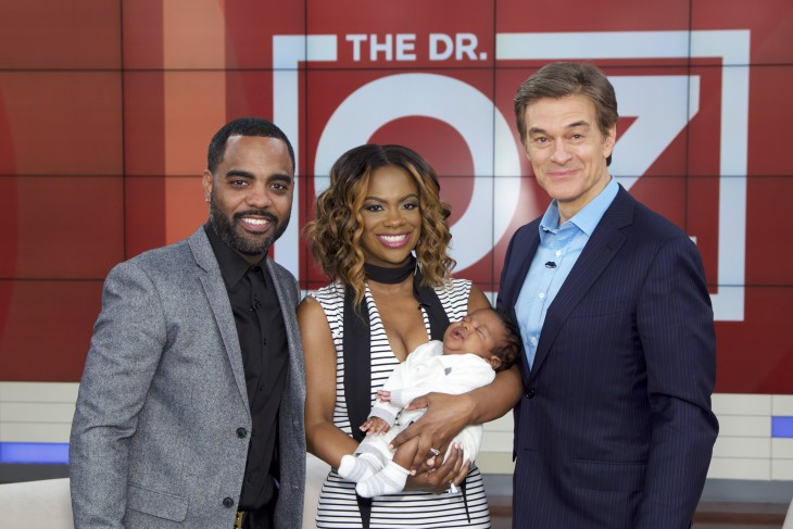 Cupid's Pulse Article: Celebrity Baby News: 'Real Housewives' Star Kandi Burruss Gets Real About Tackling a New Baby