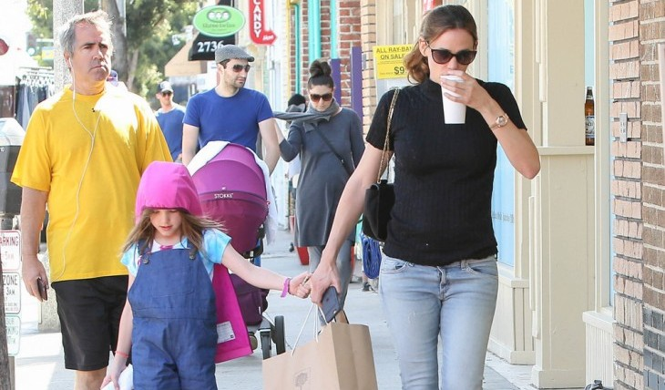 Cupid's Pulse Article: Celebrity News: Jennifer Garner Says She & Ex Ben Affleck Will Make Co-Parenting Work