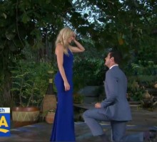 Celebrity News: Ben Higgins Has Found Love on 'The Bachelor'