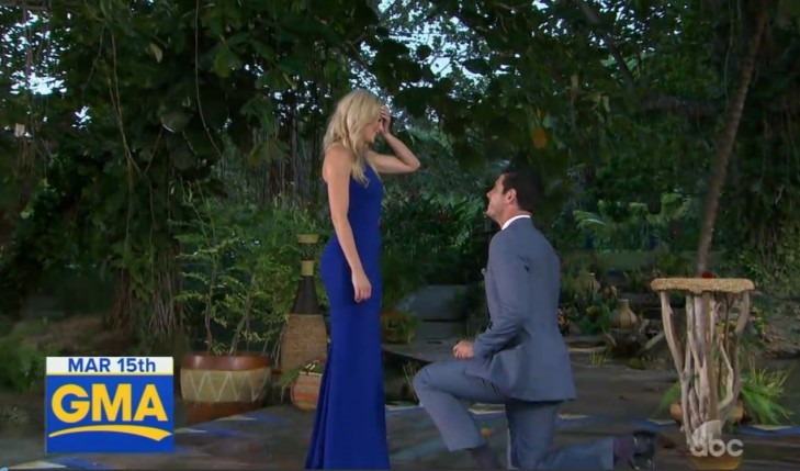 Cupid's Pulse Article: Celebrity News: Ben Higgins Has Found Love on 'The Bachelor'