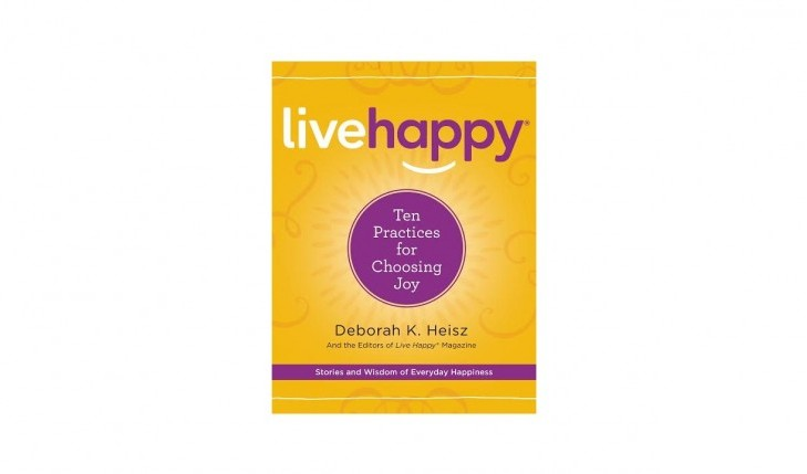 Author Deborah K. Heisz reveals her best relationship advice on finding happiness.
