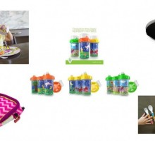 Product Review: Make Life Easier for You and Your Family with BubbleBum, Poli, and Booginhead