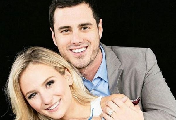Cupid's Pulse Article: Celebrity Couple Ben Higgins & Lauren Bushnell Celebrate Bachelor and Bachelorette Parties Together