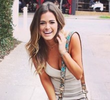 Celebrity News: JoJo Fletcher Celebrates End of 'Bachelorette' Shoot with Instagram Post