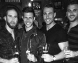 Celebrity News: 'Bachelorette' Star Shawn Booth Hangs with Fiancé Kaitlyn Bristowe's 3 Ex-Boyfriends