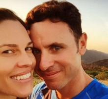 Celebrity Wedding News: Hilary Swank Is Engaged to BF Ruben Torres