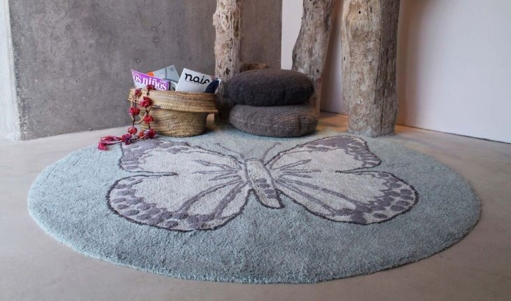 Cupid's Pulse Article: Product Review: Find Out Why Celebrity Babies Love Lorena Canals Rugs