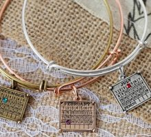 Product Review: Never Forget a Special Day with 'Not Just Any Old Day' Jewelry