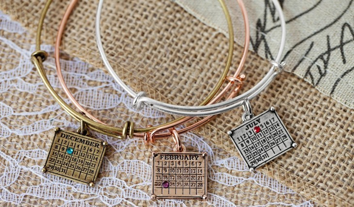 Cupid's Pulse Article: Product Review: Never Forget a Special Day with 'Not Just Any Old Day' Jewelry
