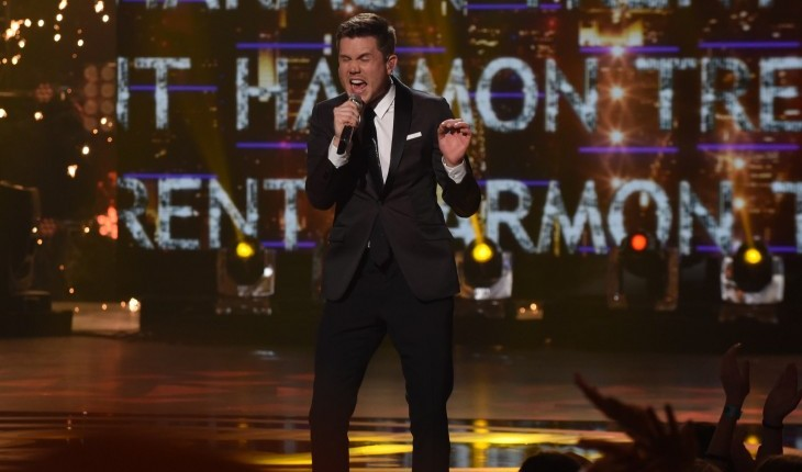 Cupid's Pulse Article: Celebrity Interview: 'American Idol' Winner Trent Harmon Is the First Contestant to Sing Justin Timberlake