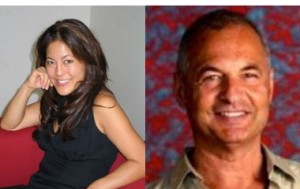Cupid's Pulse Article: Suzanne Oshima and Robert Manni