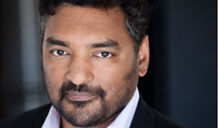 Hollywood triple threat Sugith Varughese discusses his new role and reveals his best relationship advice. Photo: Ted Simonett