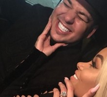 Celebrity News: Rob Kardashian & Blac Chyna Celebrate Her Birthday in Miami