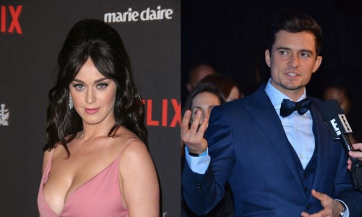 Cupid's Pulse Article: On-Again Celebrity Couple: Katy Perry Says She's 'Not Single'