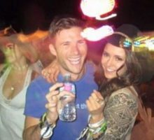 New Celebrity Couple? Nina Dobrev & Scott Eastwood Get Flirty at Coachella