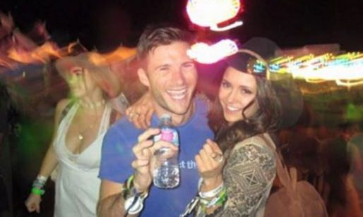 Cupid's Pulse Article: New Celebrity Couple? Nina Dobrev & Scott Eastwood Get Flirty at Coachella