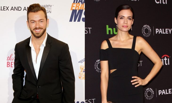 Cupid's Pulse Article: New Celebrity Relationship: Torrey Devitto & 'DWTS' Artem Chigvintsev Are Dating